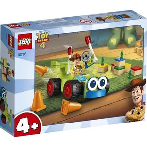 Lego Toy Story 4+ Woody & RC 10766