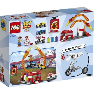 Lego Lego Toy Story 4+ Graaf Kaboem's Stuntshow 10767