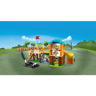 Lego Lego Toy Story 4+ Speeltuinavontuur van Buzz en Bo Peep 10768