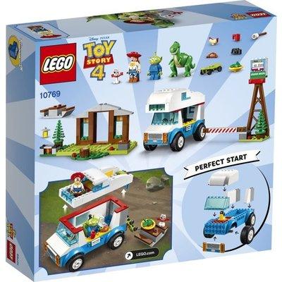 Lego Lego Toy Story 4+ Campervakantie 10769