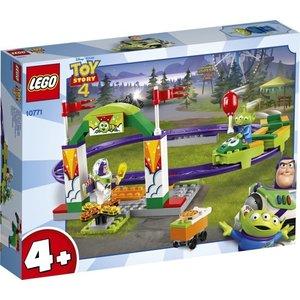 Lego Toy Story 4+ Kermis Achtbaan 10771