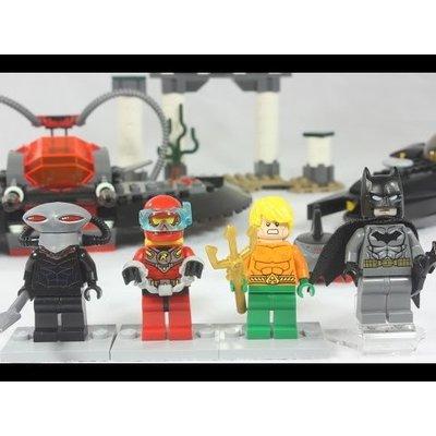 Lego Lego Super Heroes Black Manta Diep Zee Aanval 76027