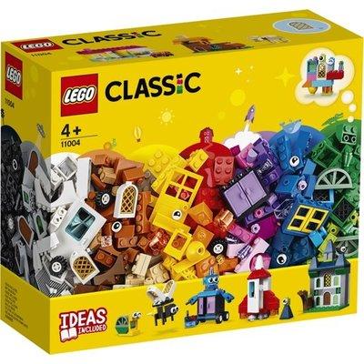Lego Lego Classic Creatieve Vensters 11004
