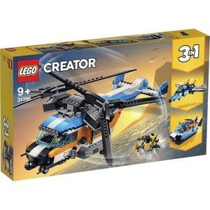 Creator Dubbel Rotor Helikopter 31096