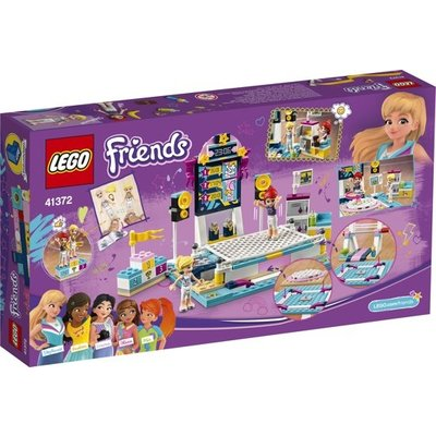 Lego Lego Friends Stephanie's Turnshow 41372