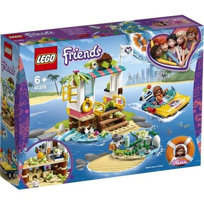 Lego Lego Friends Schildpadden Reddingsactie 41376