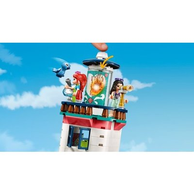 Lego Lego Friends Reddingscentrum in de Vuurtoren 41380