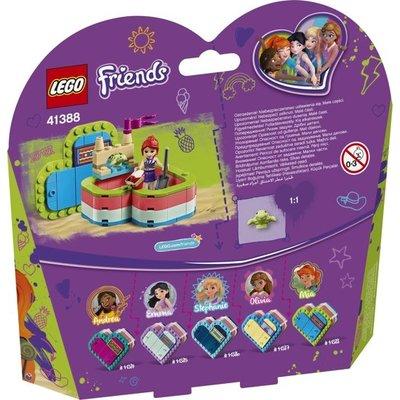 Lego Lego Friends Mia's Hartvormige Zomerdoos 41388