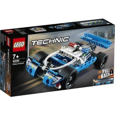 Lego Lego Technic Politieachtervolging 42091