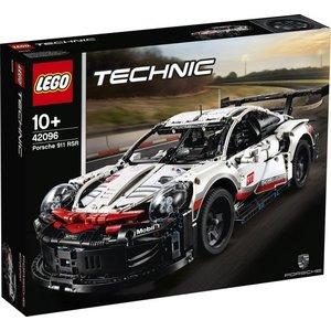 Lego Technic Porsche 911 Preliminairy Racecar 42096