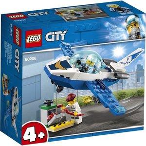 Lego City 4+ Luchtpolitie Vliegpatrouille 60206