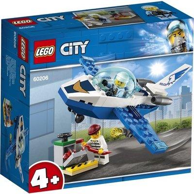 Lego Lego City 4+ Luchtpolitie Vliegpatrouille 60206