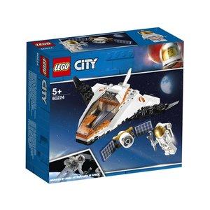 Lego City Space Satelliettransport Missie 60224