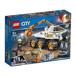 Lego City Space Testrit Rover 60225