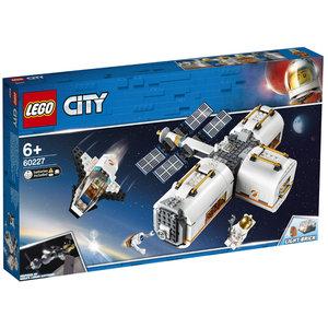 Lego City Space Ruimtestation op de Maan 60227
