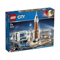 Lego City Space Ruimteraket en Vluchtleiding 60228
