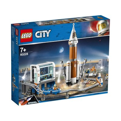 Lego Lego City Space Ruimteraket en Vluchtleiding 60228