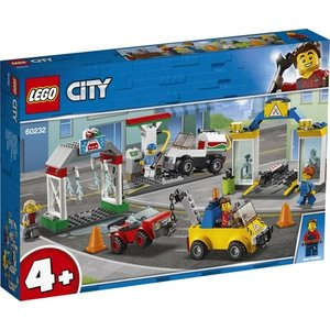 Lego City 4+ Garage 60232