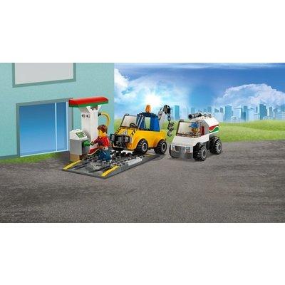 Lego Lego City 4+ Garage 60232