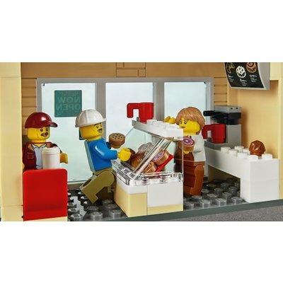 Lego Lego City Opening Donutwinkel 60233