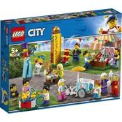 Lego Lego City Personenset Kermis 60234
