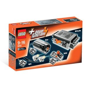 Lego Technic Motor Powerfunctions 8293