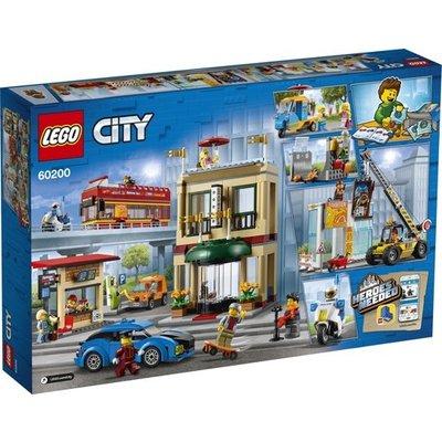 Lego Lego City Hoofdstad 60200