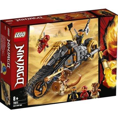 Lego Lego Ninjago Cole's Crossmoter 70672