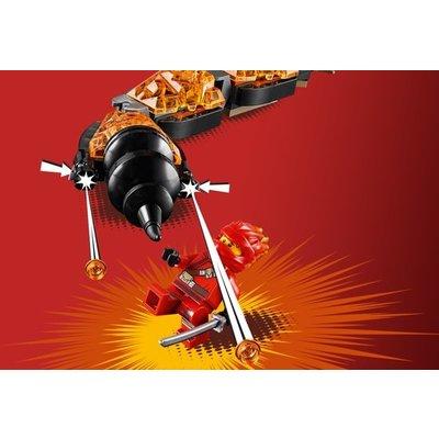 Lego Lego Ninjago Vuurtand 70674