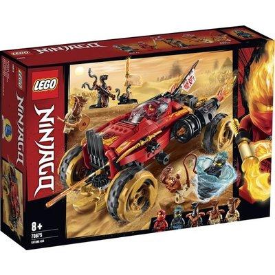 Lego Lego Ninjago Katana 4X4 70675