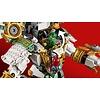 Lego Lego Ninjago Titanium Mecha van Lloyd 70676