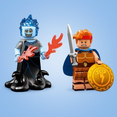 Lego Lego Minifigures Disney Series 2 71024