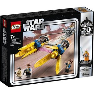 Lego Star Wars Anakin's Podracer 75258