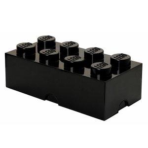 Lego Opbergsysteem  Brick 8 Noppen Zwart 700130
