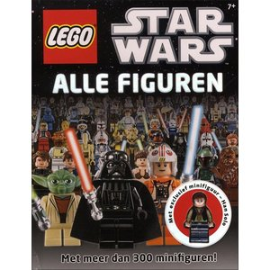 Lego Star Wars Alle Figuren Boek 700301
