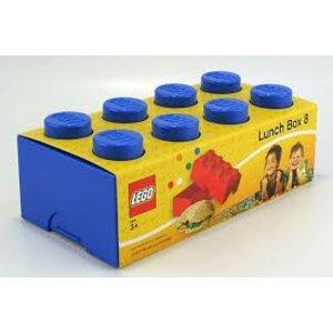 Lego Lunchbox Brick 8 Blauw 700152