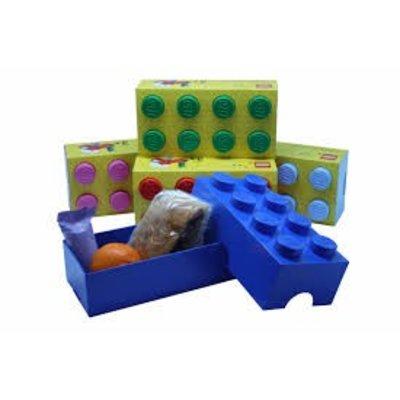 Lego Lego Lunchbox Brick 8 Blauw 700152