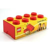 Lego Lunchbox Brick 8 Rood 700172