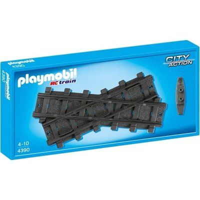 Playmobil Playmobil Kruising Rails 4390
