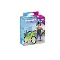 Playmobil Special Plus Klusjesman met Fiets 4791