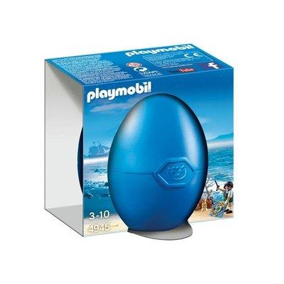 Playmobil Playmobil Verrassingsei Piraat op zoek naar de Schat 4945