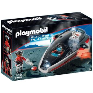Playmobil Future Planet Darksters Speeders 5155