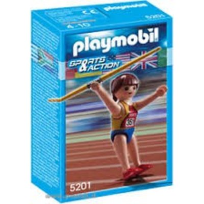 Playmobil Playmobil Sports & Action Speerwerpster 5201