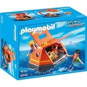 Playmobil Playmobil City Action Reddingsvlot met Drenkelingen 5545