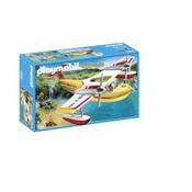 Playmobil Playmobil Wild Life Brandblusvliegtuig 5560