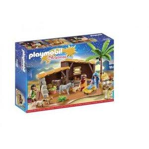 Playmobil Kerst Grote Kerststal 5588