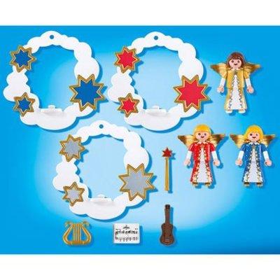 Playmobil Playmobil Christmas Kerstdecoratie Engelen 5591