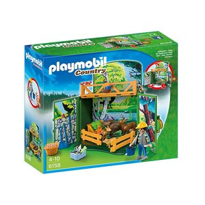 Playmobil Country Leven in het Bos SpeelBox 6158