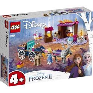 Lego Disney Frozen 2 4+ Elsa's Koetsavontuur 41166