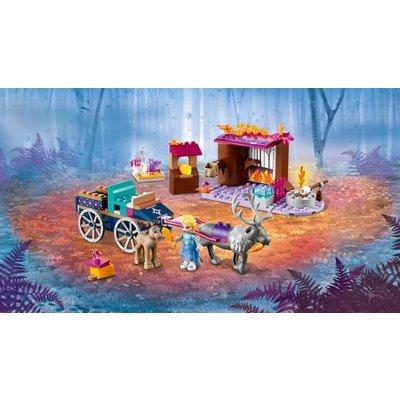 Lego Lego Disney Frozen 2 4+ Elsa's Koetsavontuur 41166